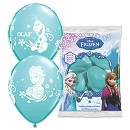 Frozen Balloons, Pack of 6