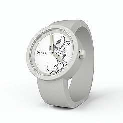 Disney O'Clock Minnie Mouse White Watch