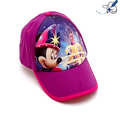 Disneyland Paris 20th Celebration Minnie Mouse Children's Baseball Cap