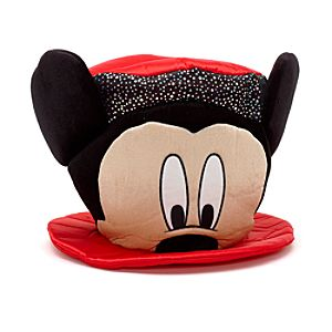 Mickey Mouse Character Hat