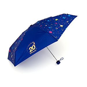 Disneyland Paris 20th Celebration Umbrella