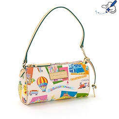 Retro Disneyland Paris 20th Anniversary Small Bag By Dooney & Bourke