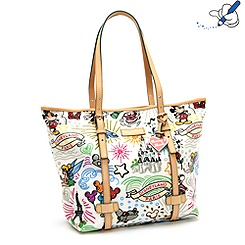 Sketch Tote Bag By Dooney & Bourke