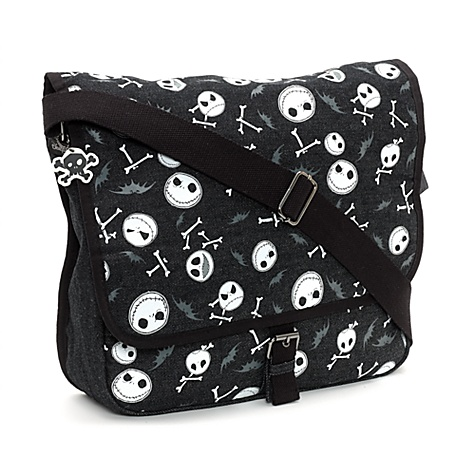 The Nightmare Before Christmas Messenger Bag | Disney Parks Collection ...