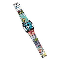 Mickey Mouse Cartoon Watch