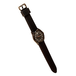Mickey Mouse Ears Rubber Watch