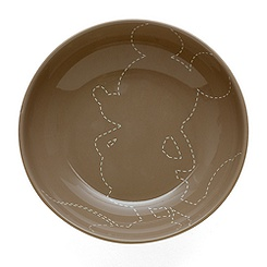 Mickey Mouse Silhouette Bowl