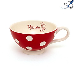 Minnie Mouse Polka Dot Breakfast Cup