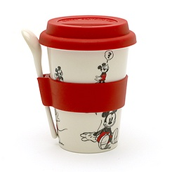 Mickey Mouse Comic Strip Travel Mug
