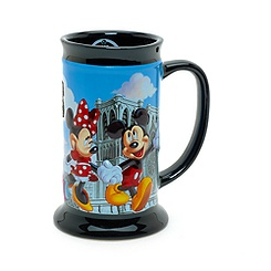 Disneyland Paris Tankard, Paris Collection
