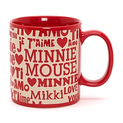 Minnie Mouse Love Mug