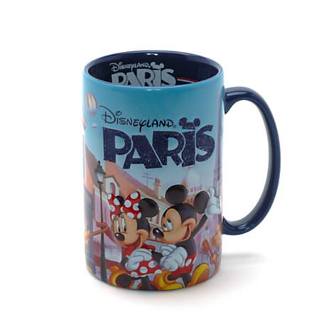 Disneyland Paris Large Mug Minnie Mouse Disney Store
