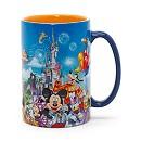 Disneyland Paris Story Book Mug