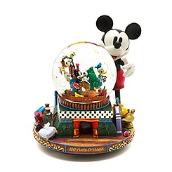Mickey Mouse and Friends Snow Globe