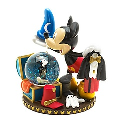 Mickey Mouse Figure Snow Globe