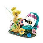 Tinker Bell with Bees Snow Globe