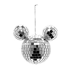 Mickey Mouse Mirrorball Decoration