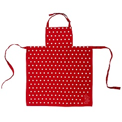 Minnie Mouse Polka Dot Apron