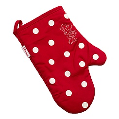 Disneyland Paris Minnie Mouse Oven Mitt