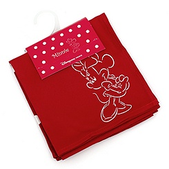 Minnie Mouse Polka Dot Set of 2 Tea Towels