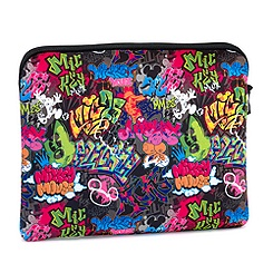 Mickey Mouse Graffiti Laptop Sleeve
