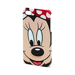 Minnie Mouse Big Face Mobile Phone Clip Case
