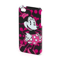 Retro Minnie Mouse Mobile Phone Clip Case