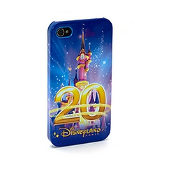 Disneyland Paris 20th Anniversary Mobile Phone Clip Case