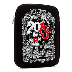 Disneyland Paris Mickey Mouse 2013 Tablet Sleeve