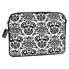 Mickey Mouse Filigree Laptop Case