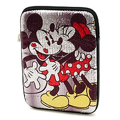 Mickey and Minnie Mouse Bling Tablet Case