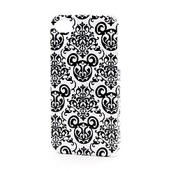 Mickey Mouse Filigree Mobile Phone Clip Case