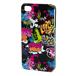 Mickey Mouse Graffiti Mobile Phone Clip Case