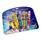 Disneyland Paris 20th Anniversary Set of Five Ball Point Pens