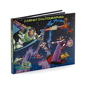 Buzz Lightyear Autograph Book - Buzz Lightyear Gifts