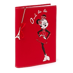 Minnie Mouse 'Ooh La La' Journal