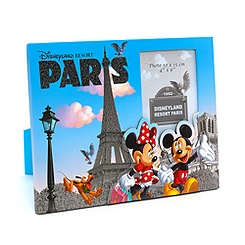Disneyland Resort Paris Photo Frame