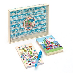Disneyland Paris Retro Vintage Stationery Gift Set