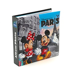 Disneyland Paris Mickey and Minnie Photo Album, Paris Collection