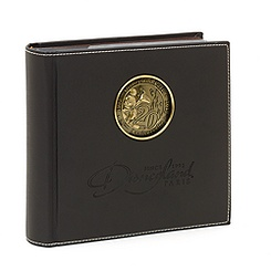 Disneyland Paris Signature Photo Album with Medal