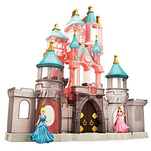 Disney Princess Fireworks Castle Playset