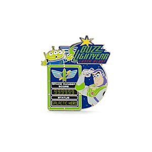Buzz Lightyear Laser Blast Collectible Pin - Buzz Lightyear Gifts