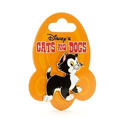 Cats and Dogs Pin Collection, Figaro