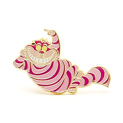 Cats and Dogs Pin Collection, Cheshire Cat
