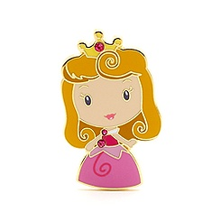 Disney Princess Jewels Collection, Sleeping Beauty Pin