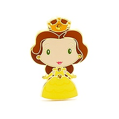 Disney Princess Jewels Collection, Belle Pin