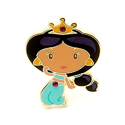 Disney Princess Jewels Collection, Princess Jasmine Pin