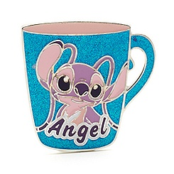 Angel Mug Pin