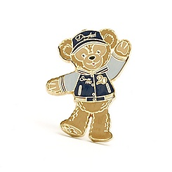 Duffy Bear 20th Anniversary Pin