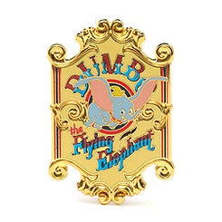 Dumbo The Flying Elephant Pin